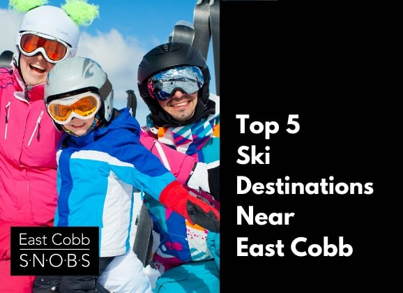Skiing for Winter Break